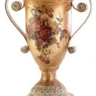 Antique Rose Vase