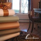 Luxur Linens-Leonardo-1200 Thread Count Stripe Egyptian Cotton Sheets (Size Queen)