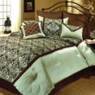 Veratex- Brittany C. King or D. King Comforter Set