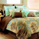 Veratex- Capri Queen Comforter Set