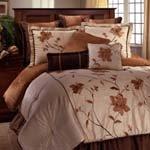 Veratex- Natalia D. King Comforter Set