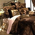 Veratex- Charmonte C.king or D.King Comforter Set