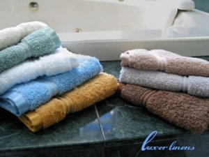 Luxur Linens- 5th Avenue Towels Egyptian Cotton 760gsm Towel Set