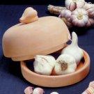 Reco- Romertopf Clay Bakers Large Garlic Baker - New!!