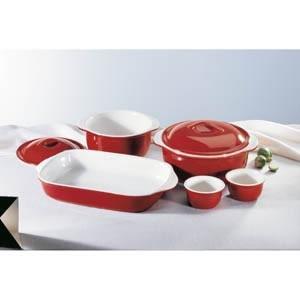 Corningware- 7-Pc Set - Cherry