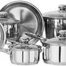 Kinetic- Leyse 10 Piece Cookware Set
