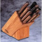 Chicago Cutlery- Walnut 10-Pc Block set
