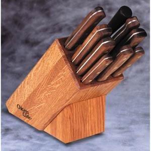Chicago Cutlery- Walnut 10-Pc Block set