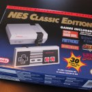 NES Classic Edition Console 30 Retro Games Brand New in Box
