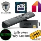 Amazon Fire TV Stick Live Stick Movies Kodi 18 CyberFlix Typhoon