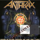 Anthrax - House of Blues, Boston, MA, USA, May 7,2017 (CD)