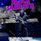 Black Sabbath - San Manuel Amph.San Bernardino, CA, USA, Sep 24,2016 (DVD)