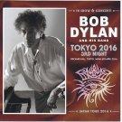 Bob Dylan - Bunkamura Orchard Hall, Tokyo, Japan, April 6,2016 (2CD)