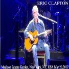 Eric Clapton - Madison Square Garden, New York, NY, USA Mar.20,2017 (2CD)