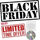 BLACK FRIDAY 50% - CHOOSE ANY 6 CD FROM OUR STORES