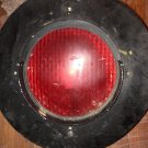 """Vintage RR Crossing Lights One Pair Lens Red Large Size 18"""""""