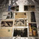 Huge Lot Vintage Postcards 50 Plus 0475