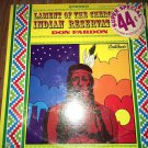 Lament Of The Cherokee Indian Reservation Don Fardon Brand New Sealed LP