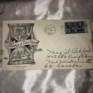 1947 First Day Cover A Century Of Postal Progress G224