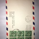 1943 USA Used Stamps And Envelope Nice Airmail 0059