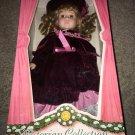 """94 Edition Doll In Velvet By Melissa Jane Brand New 20"""""""