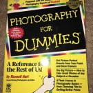 Photography for Dummies : A Reference for the Rest of Us! by Russell Hart (1998…