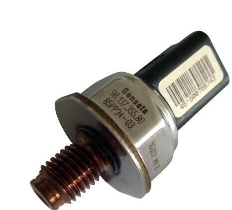 (10pcs) Fuel Rail Pressure Sensor 85PP34-03 , 9813735580 , 98.136.355.80 For PEUGEOT CITROEN
