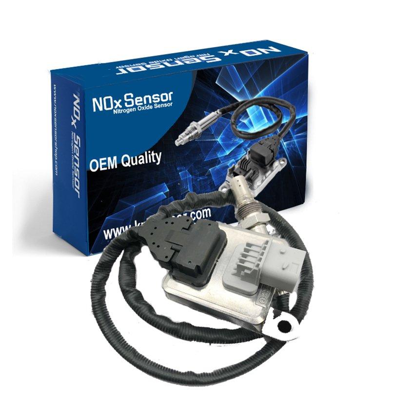 A2C95990700-01 Nitrogen Oxide Sensor NOX Sensor 5WK9 6740B 12V Fit for mercedes benz