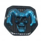 blue skull Tailgate head Emblem Medallion Satin Skul 2019-2020 for Dodge RAM 1500 DT 1500 2500 3500