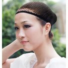 1 Pcs Stretchable Mesh Wig Cap Elastic Hair Snood Nets for Cosplay & Fashion