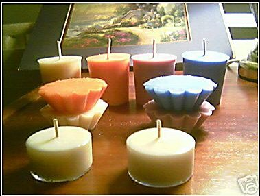 4 pack- 1 ounce soy wax melts, your scents!