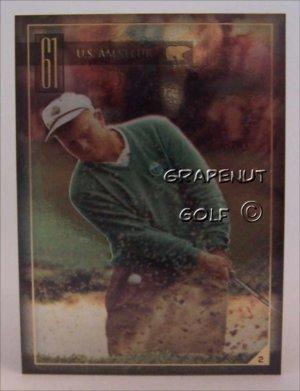 Jack Nicklaus 1961 US Amateur Golf Trading Card #2 Rare