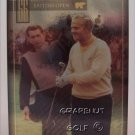 Jack Nicklaus 1966 British Open Golf Trading Card #8