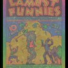 1993 Lamest Funnies SF1 Foil Golf Card Very Scarce!