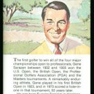 1981 True Value Hardware Gene Sarazen Golf Card Rare