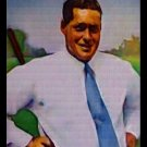 Bobby Jones Bally Art Golf Legend Series Card /18