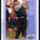 2002 UD Collectors Club Tiger Woods Golf Card #PGA1