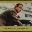'93 James Bond 007 Eclipse Golf Card #59 Well Equiped