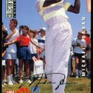 94 UD Collectors Choice Michael Jordan SILVER Golf Card