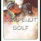 NATALIE GULBIS 2005 IN THE SAND LPGA TOUR GOLF GAME CARD SEXY SI BODY ARIZONA