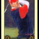 HUNTER MAHAN 2011 UD GOODWIN CHAMPIONS PGA TOUR MINI GOLF CARD #124 OKLAHOMA ST