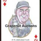MARK O'MEARA MASTERS PGA TOUR OPEN CHAMPION GOLF SINGLE PLAYING SWAP CARD