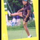 CHRISTINA KIM 2010 NEW LPGA LOGO  GOLF CARD 1/5