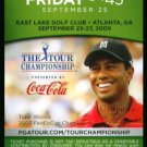 TIGER WOODS 2009 TOUR CHAMPIONSHIP FEDEX CUP PLAYOFF RYDER CUP