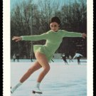 PEGGY FLEMING 1981 SMITHSONIAN CHAMPIONS OF AMERICAN SPORT CARD WINTER OLYMPICS