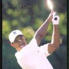TIGER WOODS 2009 PGA TOUR GOLF CARD 4/5 SP VERY RARE FOREIGN LIMITED ISSUE CNC