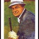 BOB HOPE MUELLER GOLFS GREATEST LEGEND SKI NOSE PGA TOUR GOLF CARD ACTOR #14