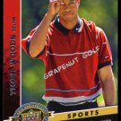 TIGER WOODS UD 20TH ANNIVERSARY 99 PGA CHAMPIONSHIP MEDINAH INSERT CARD SP #1371