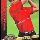 TIGER WOODS UD 20TH ANNIVERSARY 2005 MASTERS INSERT SP 2103 RYDER CUP