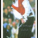 TOM WATSON 1994 GREATS FROM THE STATES GOLF CARD #1 BRITISH OPEN CHAMPION